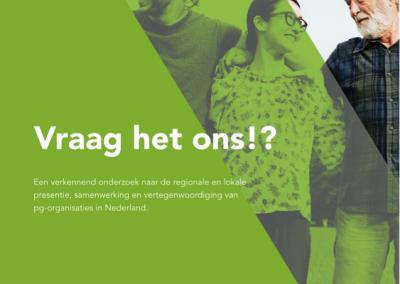 Adviesrapport versterking regionale patiëntenvertegenwoordiging in Nederland